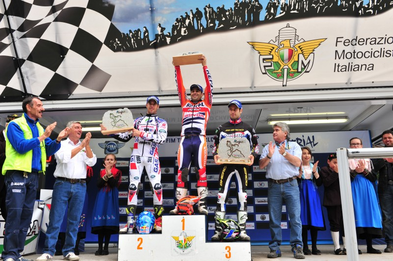 Back to the top for Toni Bou with a massive win