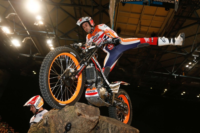 X-Trial of Marseille: next mission for Toni Bou