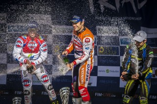 Toni Bou wins the Day1 of the GP of Czech Republic Trial