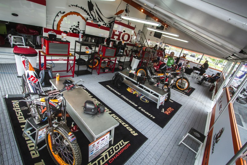 Repsol Honda Team face the heights of Andorra