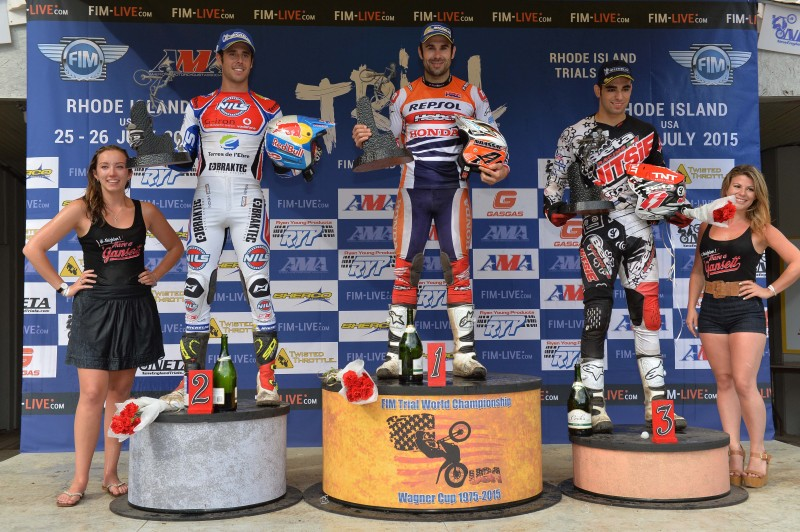 West Greenwich (RI) United States  city pictures gallery : Toni Bou back in command in the United States Trial