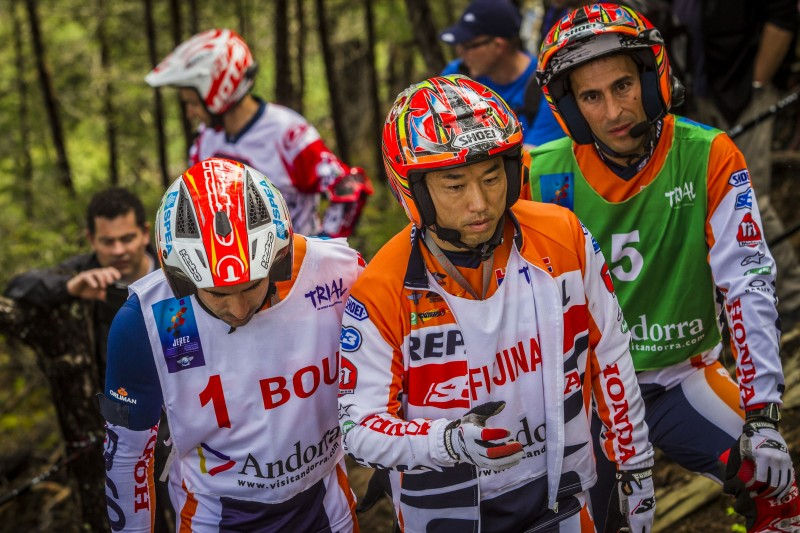 Repsol Honda Team crosses the Pyrenees to tackle the second half of the world championship