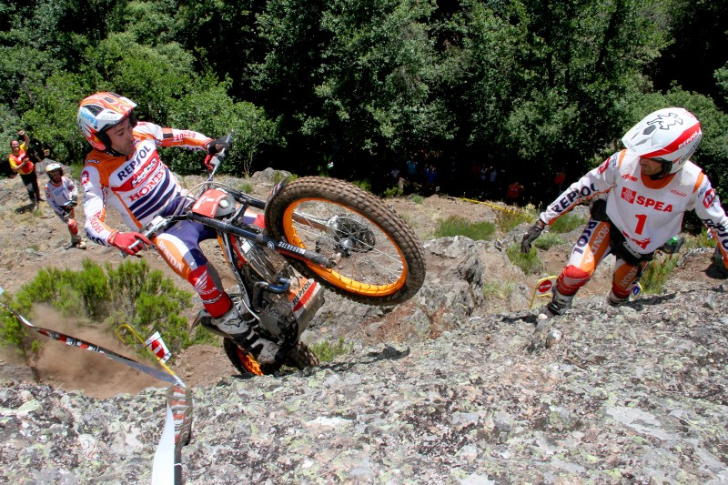 Bou wins in Pobladura and increased his lead in the Nationals