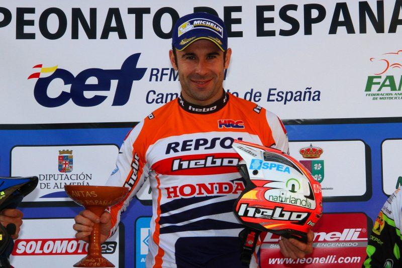 Spanish National Championship Round 6