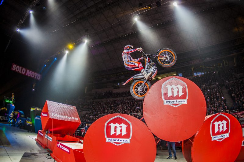 Bou and Fujinami face round two of the X-Trial season