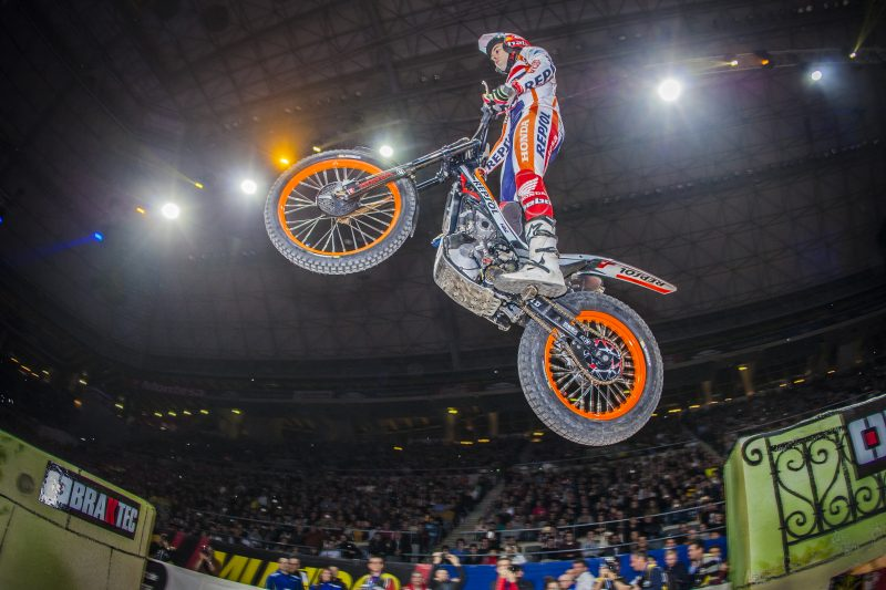 Repsol Honda Team ready to go all out in Marseille