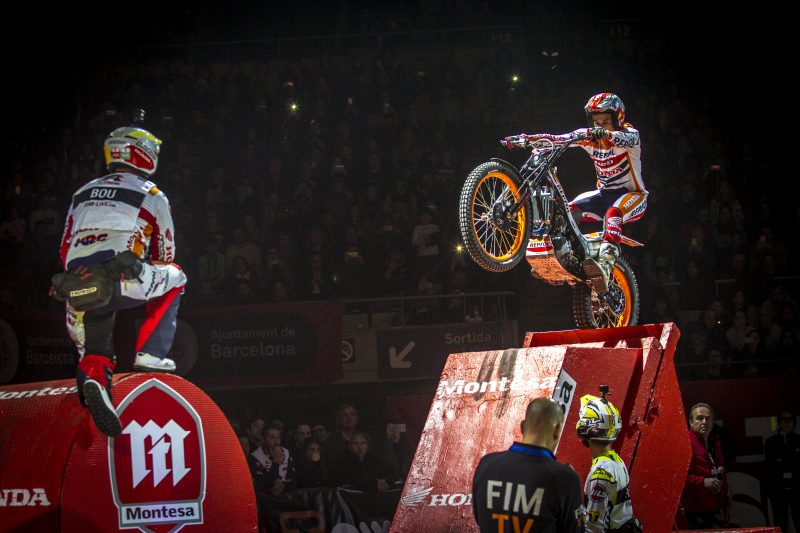 Nice: the final step for Toni Bou towards an eleventh world title