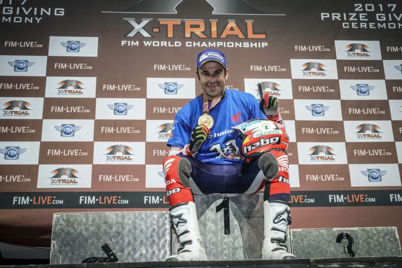 "Toni Bou: ""Rivals make you better"""