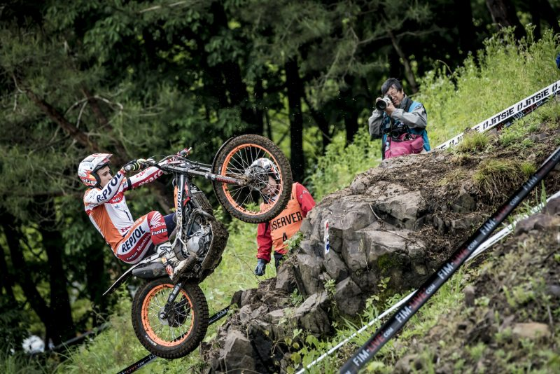 The Trial World Championship takes to the heights this weekend
