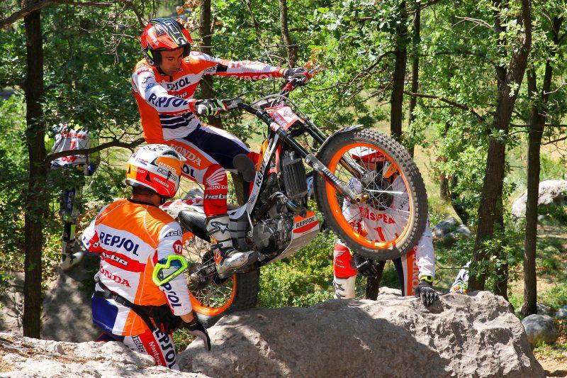 Victoria de Bou y podio de Busto en el Campeonato de España