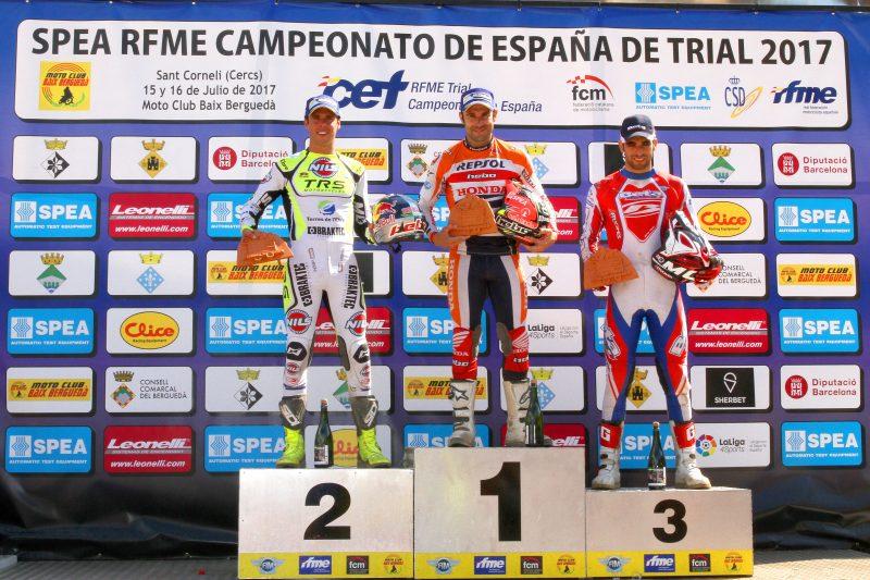 Spanish championship 2017, round 5