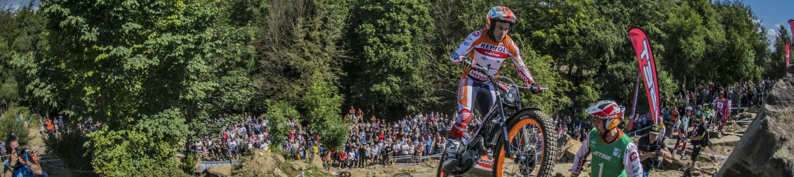 Repsol Honda Team – Trial