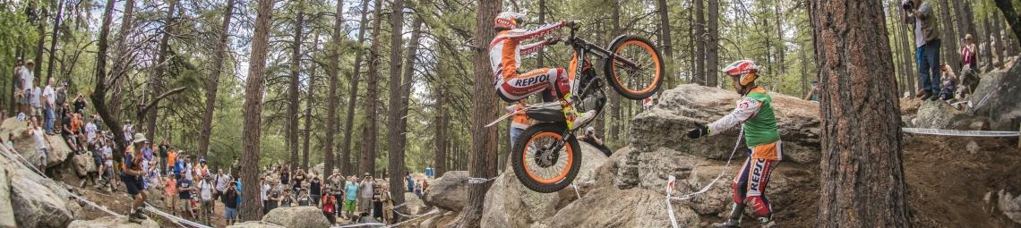 Repsol Honda Team – Trial