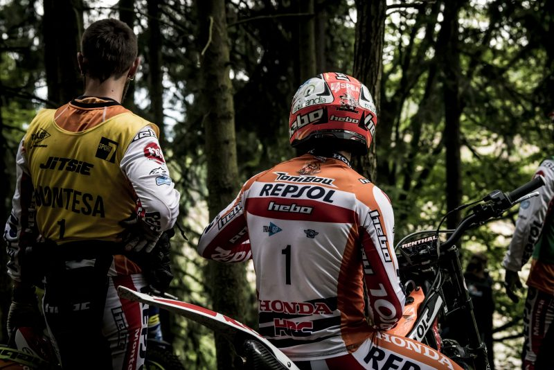 Final TrialGP of the season for Repsol Honda Team