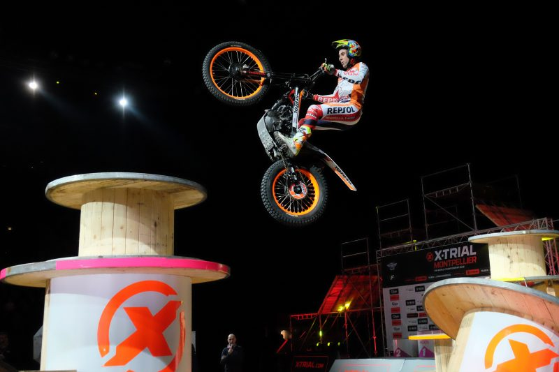Toni Bou extends leadership in X-Trial after an important victory in Montpellier