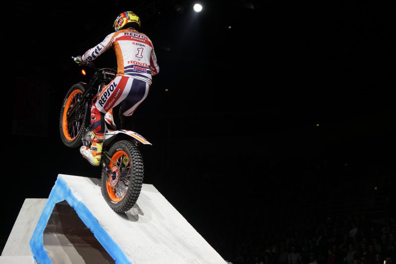 Strasbourg, the new world championship destination for Toni Bou