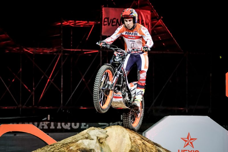 Repsol Honda Team with Toni Bou and Takahisa Fujinami on home soil