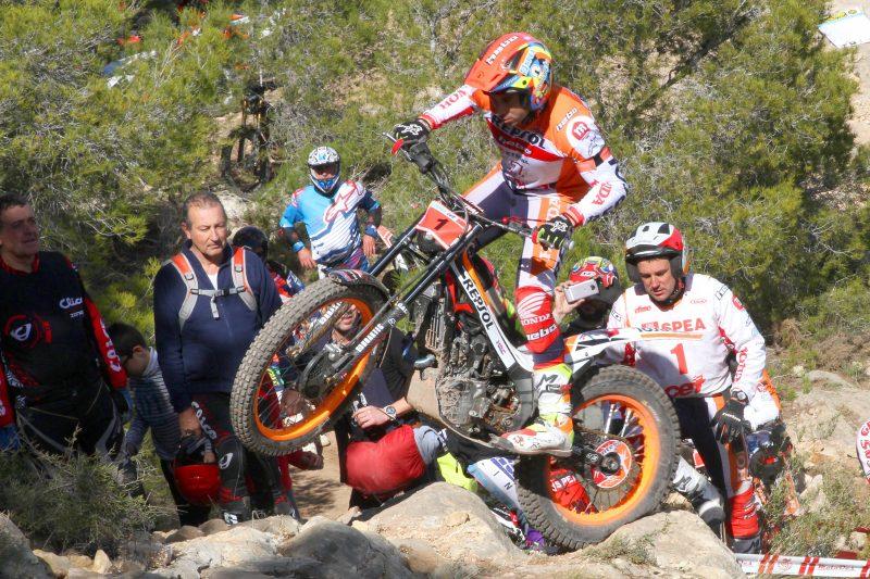 Inicio victorioso de Toni Bou en el Campeonato de España de Trial