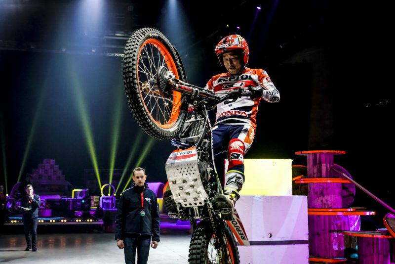 Takahisa Fujinami closes the X-Trial season with a sixth place