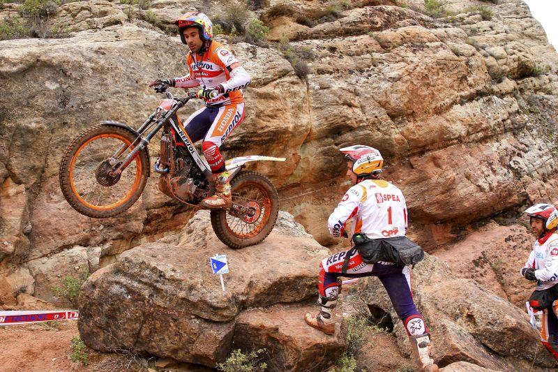 Spanish Trial Championship round 2