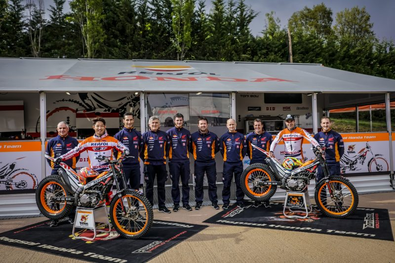 Toni Bou goes in search of 100th victory in Japan
