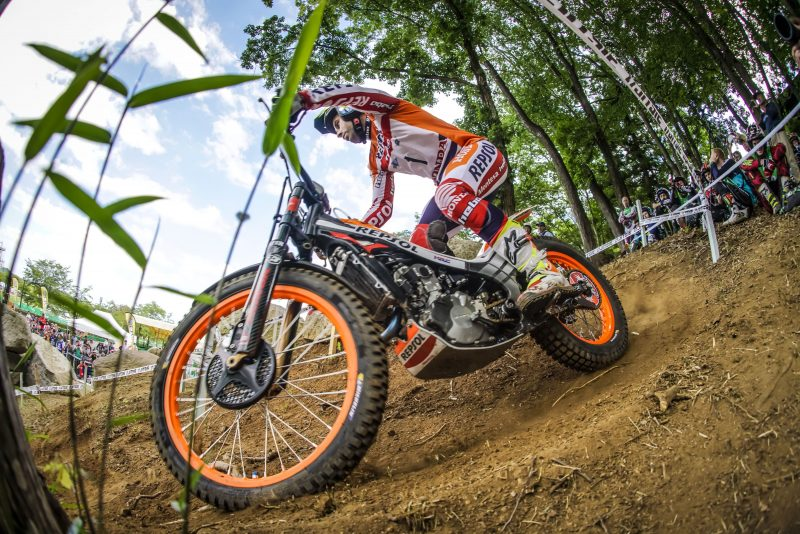 Complicated starting position for Toni Bou at TrialGP Japanese Grand Prix