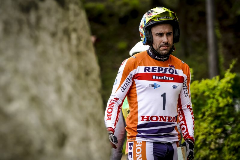 TrialGP Andorra, next world championship date for Repsol Honda Team