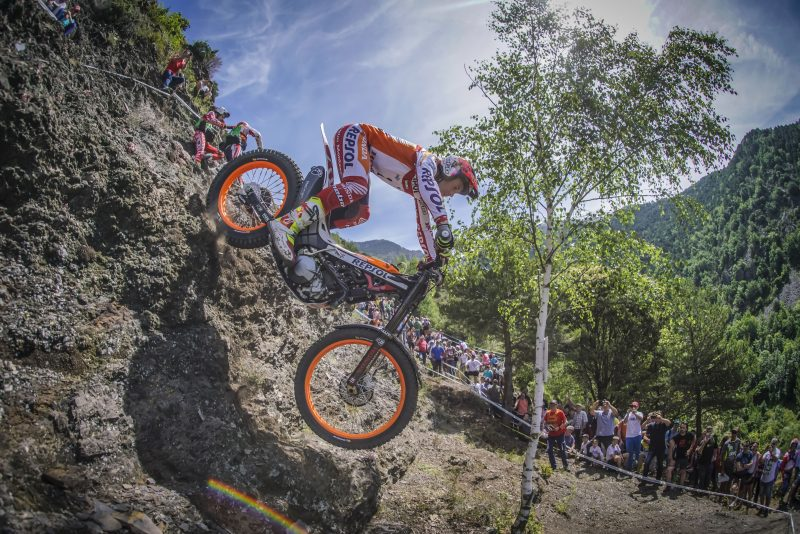 Toni Bou scoops 99th world championship victory in Andorra