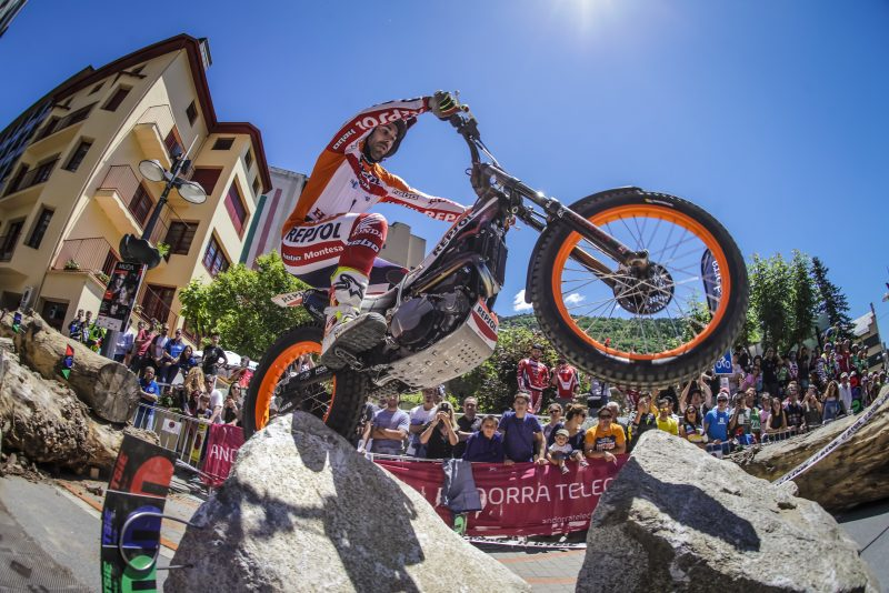 Portugal hosts round four of the World Championship with Toni Bou clear overall leader