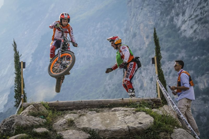 Toni Bou rounds off the year with another victory in the TrialGP World Championship