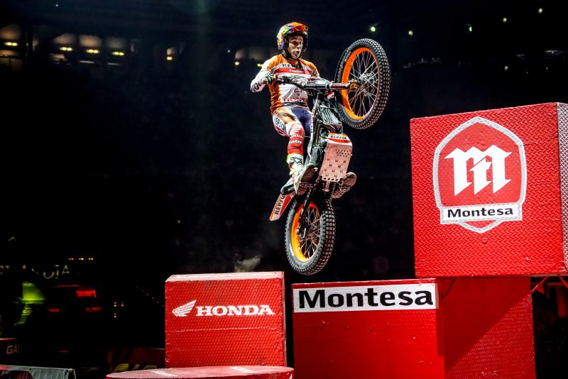 Repsol Honda Team on home soil for the Barcelona X-Trial