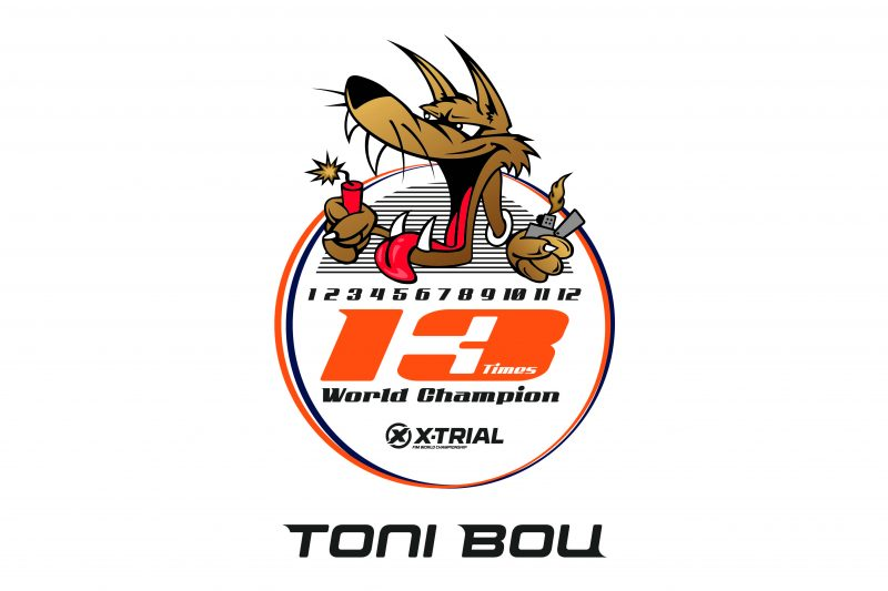 NEWS FLASH: Toni Bou, 2019 X-Trial World Champion