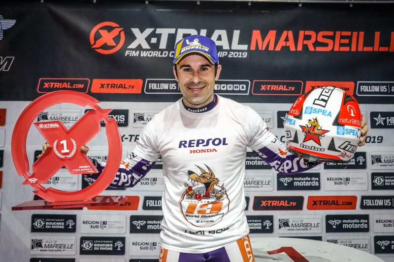 Toni Bou, 2019 X-Trial World Champion