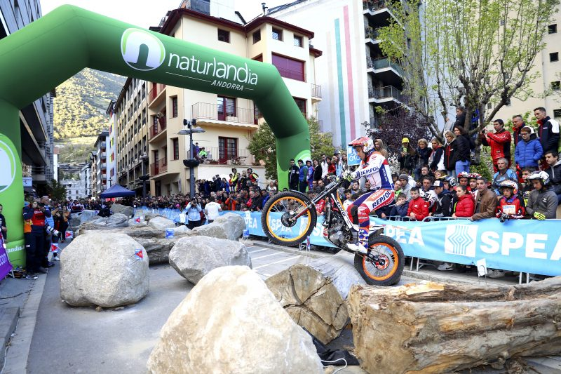 Spanish Trial Championship round2