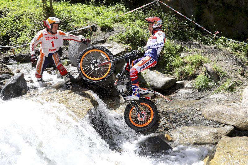 Spanish Trial Championship 2019 round2