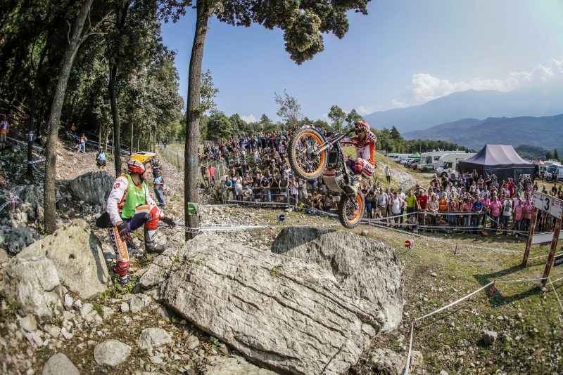 Italy, first destination for the 2019 TrialGP World Championship