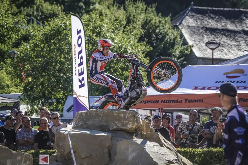 Repsol Honda Team set to tackle the Portuguese TrialGP this weekend
