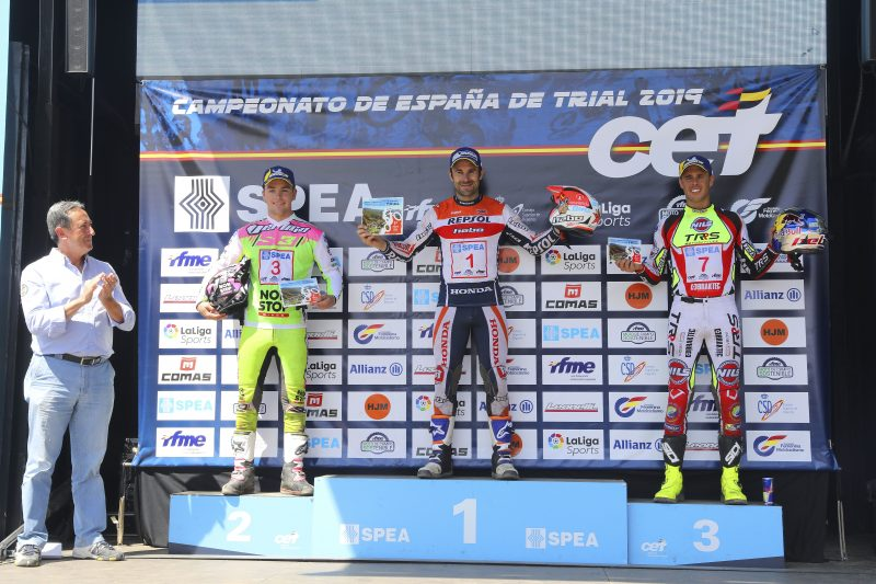 Spanish National Trial championship round4
