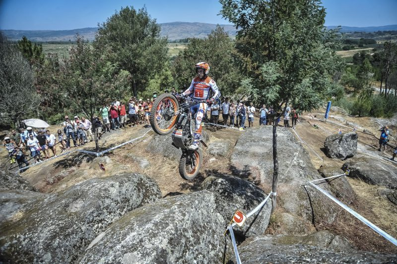 Toni Bou triumphs again in the Portuguese TrialGP