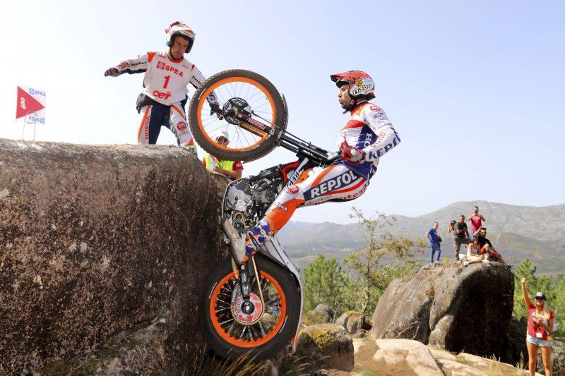 Spanish National Trial championship round5