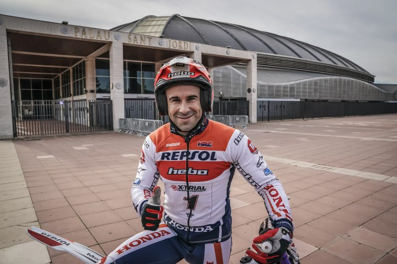 Barcelona X-Trial arrives with Repsol Honda Team on home soil