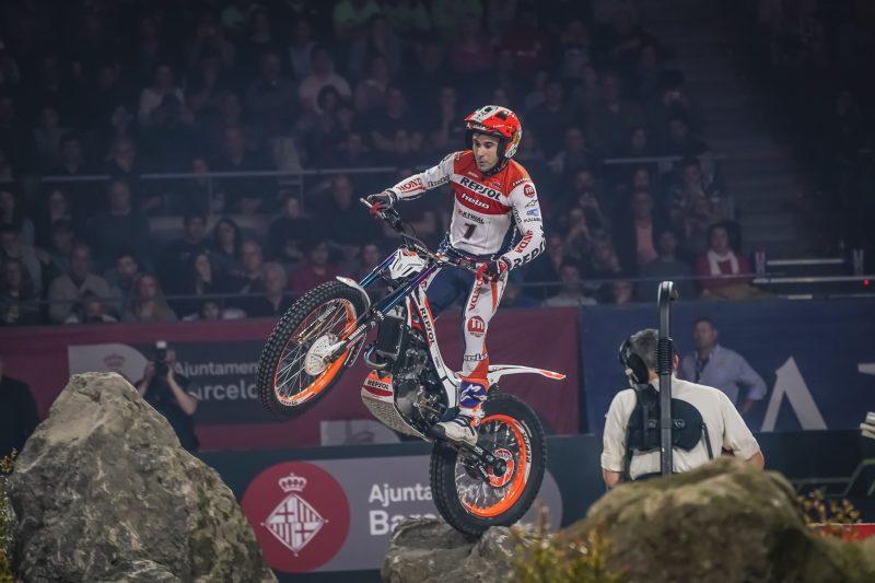 El X-Trial de Bilbao marca la recta final del campeonato para Toni Bou