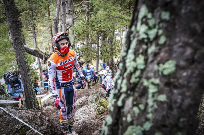 Repsol Honda Team go full throttle into the final trials of the season
