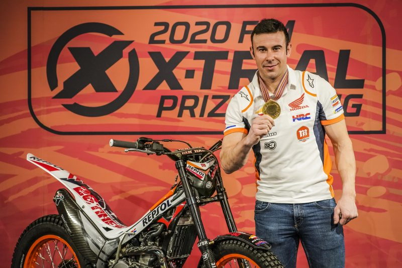 X-Trial 2020 prize giving