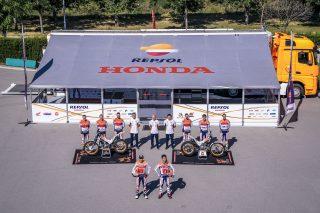 Repsol Honda Team 2020