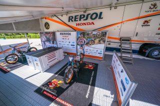 Repsol Honda Team Takahisa Fujinami 2020