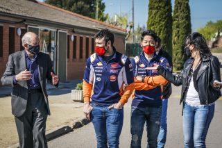 Repsol Honda Team AMPANS 2021