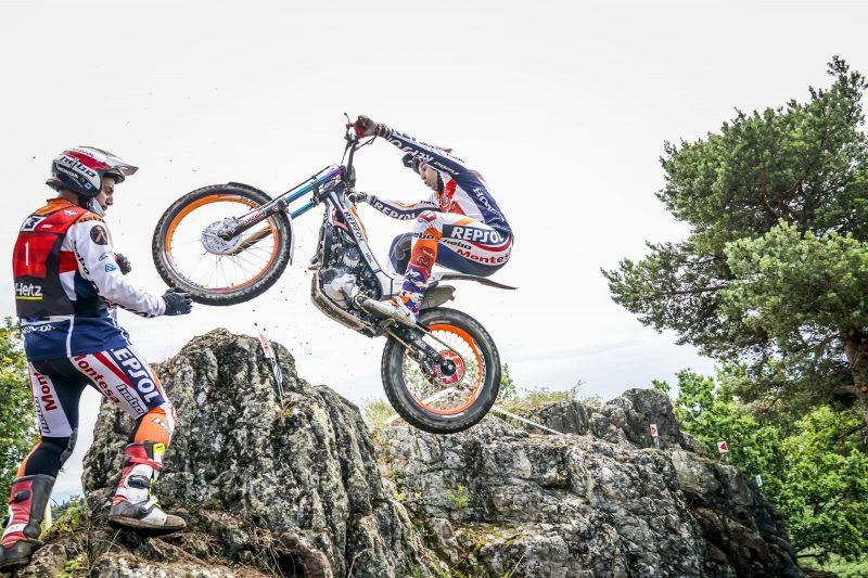 El TrialGP de Andorra espera al Repsol Honda Team tras las vacaciones de verano